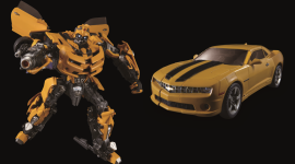 Bumblebee High Quality Wallpaper
