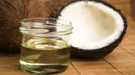 Coconut Oil Desktop Wallpaper For PC