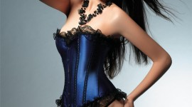 Corset For Girls Wallpaper For IPhone