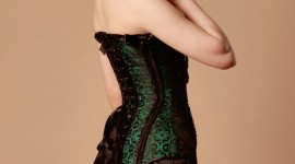 Corset For Girls Wallpaper For IPhone#5