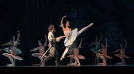 Dance Performance Wallpaper HD