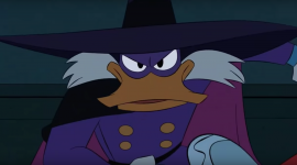 Darkwing Duck Desktop Wallpaper