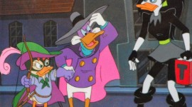 Darkwing Duck Desktop Wallpaper HD