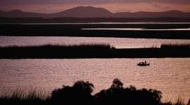 Dawn In Africa Desktop Wallpaper HD