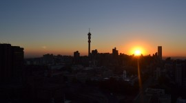 Dawn In Africa Wallpaper Full HD