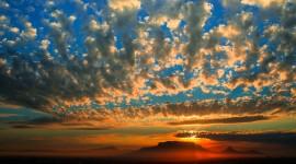 Dawn In Africa Wallpaper HD