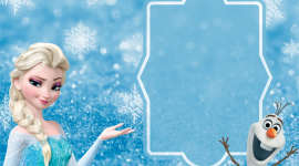 Frozen Frame Desktop Wallpaper