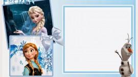 Frozen Frame Desktop Wallpaper HD