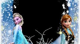 Frozen Frame Wallpaper For IPhone