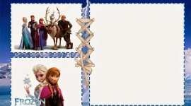 Frozen Frame Wallpaper Free