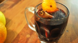 Fruit Mulled Wine High Quality Wallpaper