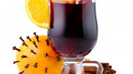 Fruit Mulled Wine Wallpaper For IPhone