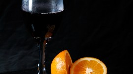 Fruit Mulled Wine Wallpaper For Mobile