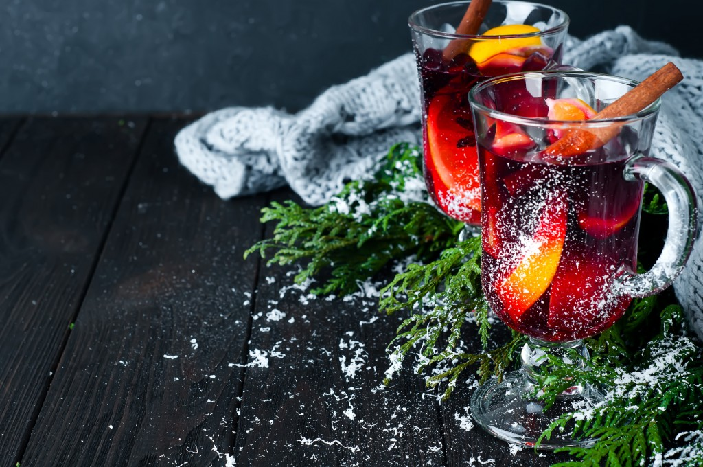 Fruit Mulled Wine wallpapers HD