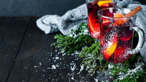Fruit Mulled Wine wallpapers high quality
