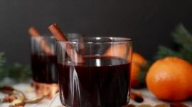 Fruit Mulled Wine Wallpaper HQ