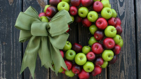 Fruit Wreath wallpapers high quality