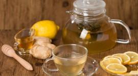 Ginger Tea Best Wallpaper