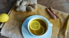 Ginger Tea High Quality Wallpaper