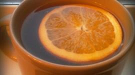 Ginger Tea Wallpaper For IPhone