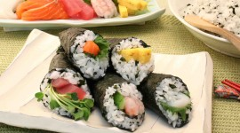 Home Sushi Desktop Wallpaper HD