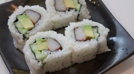 Home Sushi High Quality Wallpaper