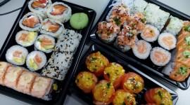 Home Sushi Wallpaper
