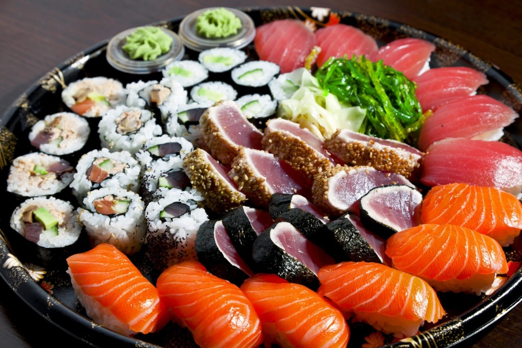 Home Sushi wallpapers HD