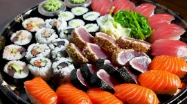 Home Sushi Wallpaper Download Free