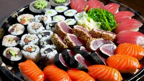 Home Sushi wallpapers high quality
