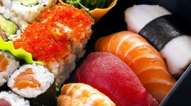 Home Sushi Wallpaper For IPhone Free