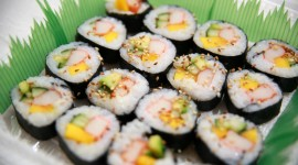 Home Sushi Wallpaper For PC