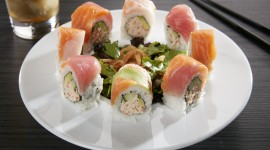 Home Sushi Wallpaper Gallery