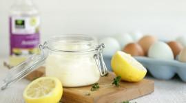 Homemade Mayonnaise Wallpaper HQ