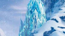 Ice Palace Wallpaper For IPhone
