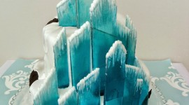 Ice Palace Wallpaper For IPhone Free