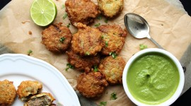 Indian Cutlets Desktop Wallpaper HD