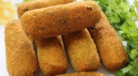 Indian Cutlets Wallpaper Download Free