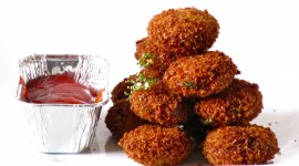 Indian Cutlets Wallpaper Free