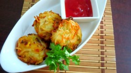 Indian Cutlets Wallpaper High Definition