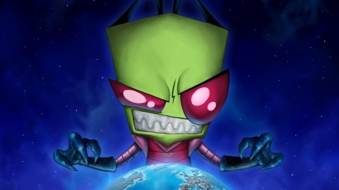 Invader Zim wallpapers high quality