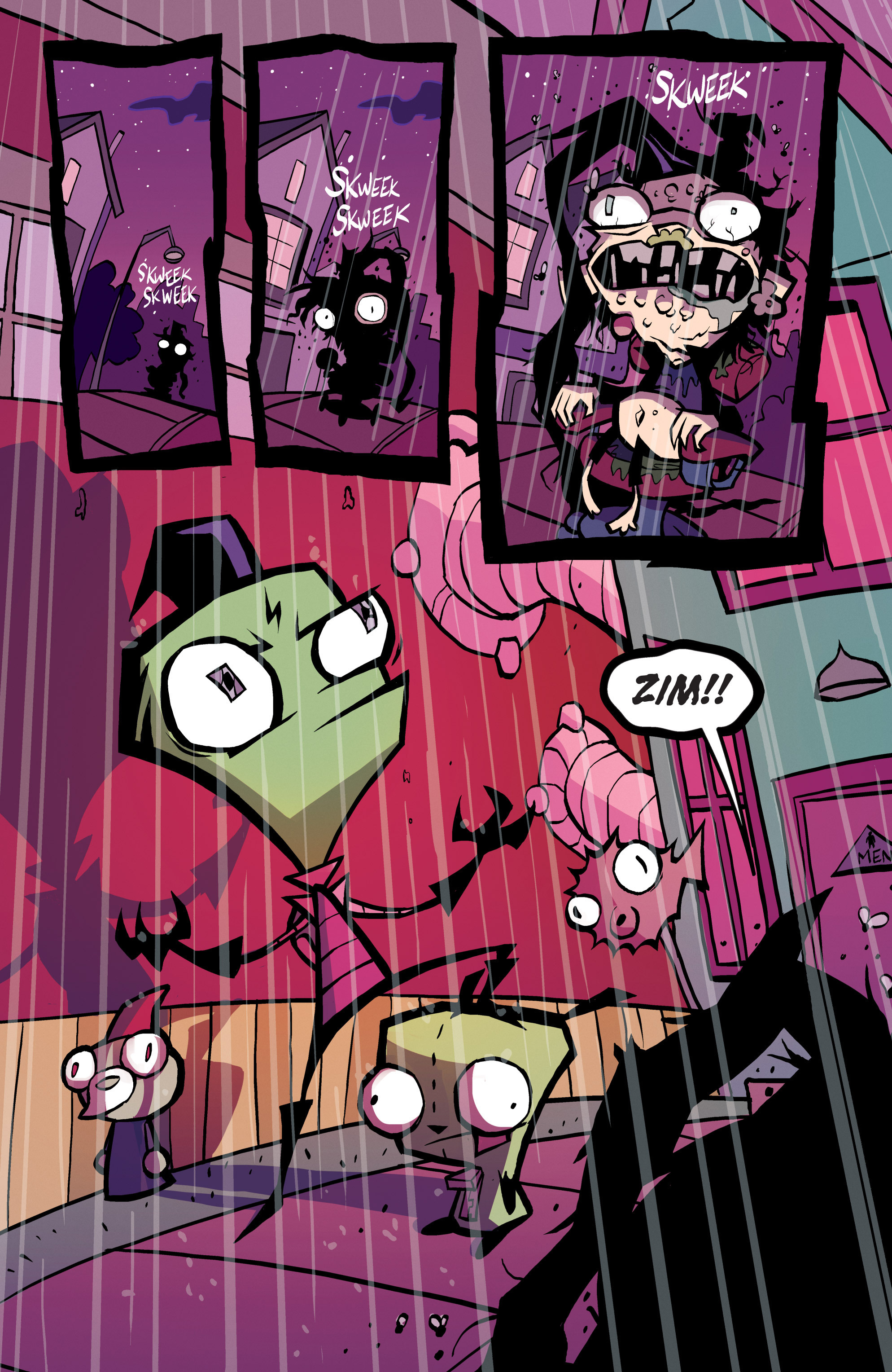 Invader Zim Wallpaper For Iphone 1