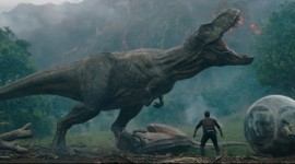 Jurassic World Fallen Kingdom Wallpaper Download Free