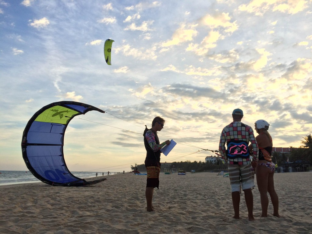 Kiting Instructor wallpapers HD