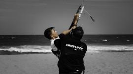 Kiting Instructor Wallpaper Download Free