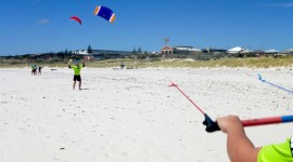 Kiting Instructor Wallpaper For PC