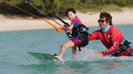 Kiting Instructor Wallpaper HD