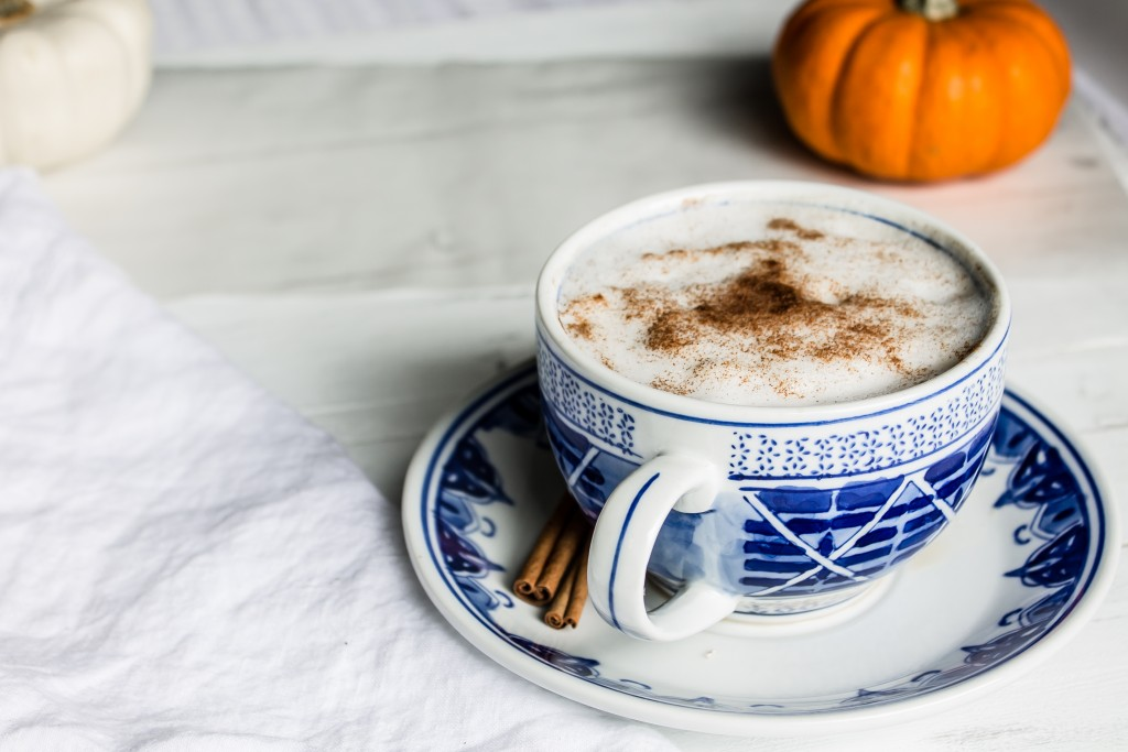 Latte With Syrup wallpapers HD