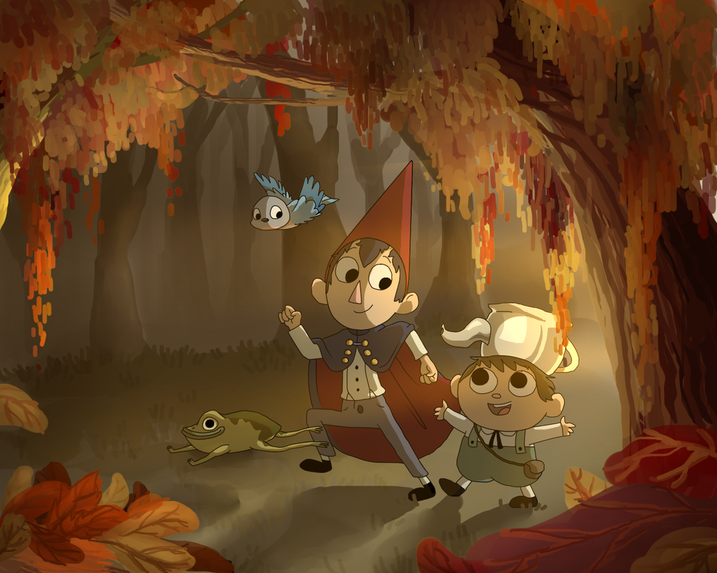 Over The Garden Wall Wallpapers High Quality Download Free
