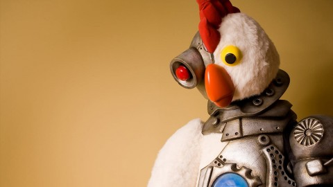 Robot Chicken wallpapers high quality